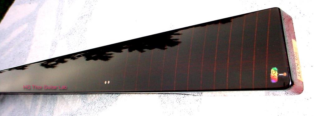 Construção de Contrabaixo NS Luthier Fretless Trombo